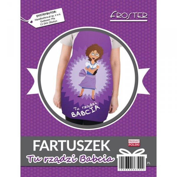 Fartuszek - Tu rządzi Babcia