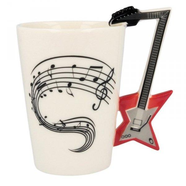 Kubek Muzyka - Gitara elektryczna
