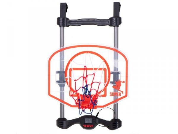 Kosz do gry w koszykówkę koszykówka na drzwi z licznikiem