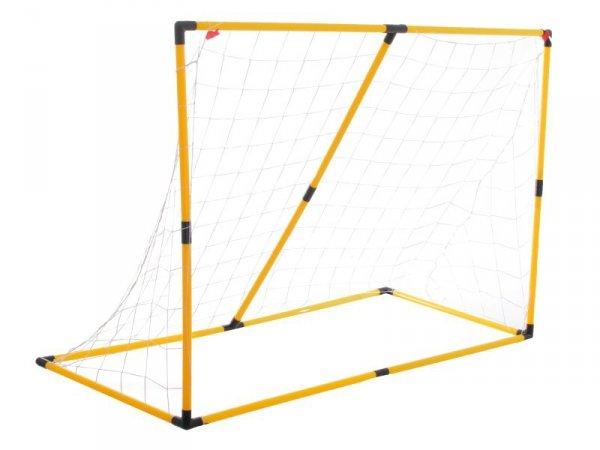 Bramka piłkarska mata treningowa celności + piłka