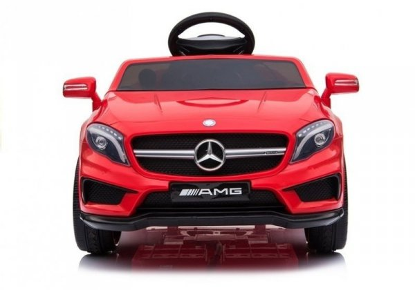 Pojazd na Akumulator Mercedes GLA45 Czerwony