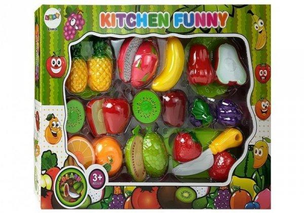 Zestaw Owoców na Rzepy do Krojenia