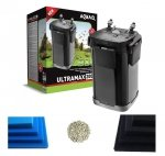 Aquael Ultramax 2000 filtr zewnętrzny do 700l + GRATIS