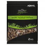 Aquael Żwir Naturalny Wielobarwny 5-10 mm 2kg