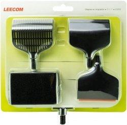 Leecom Skrobak 5w1 57cm Stalowa Rączka