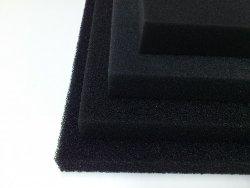 Wkład Filtracyjny Gąbka 20X20X3 45PPI Czarna