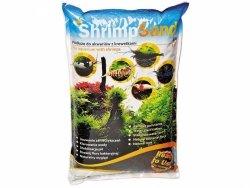Aqua Art Shrimp Sand 4kg Czarne Idealne Podłoże dla Krewetek