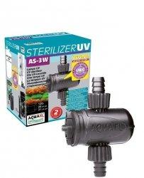 Lampa Sterylizator Uv-C As 3W Aquael Do Minikani