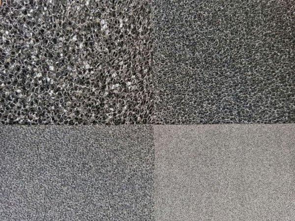 Wkład Filtracyjny Gąbka 20X20X1 20Ppi CZARNA