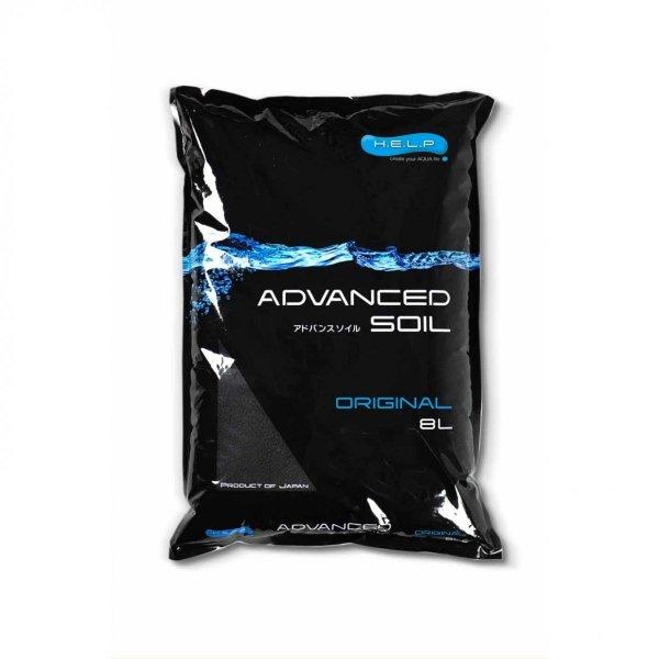 Aquael Podłoże ADV Soil Orginal 8l