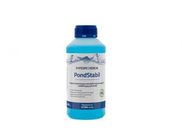 Pondstabil 500ml Twardość Węglanowa Kh+ Stabilizacja Ph