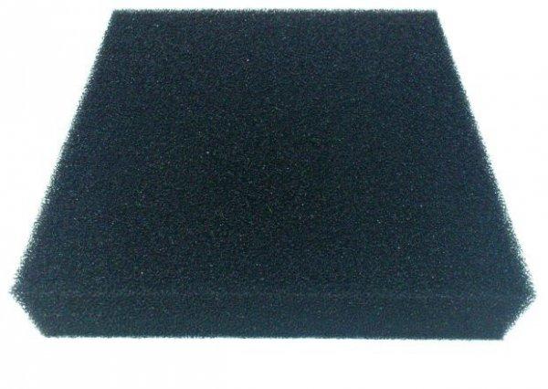 Wkład Filtracyjny Gąbka 25X25X10 30Ppi CZARNA