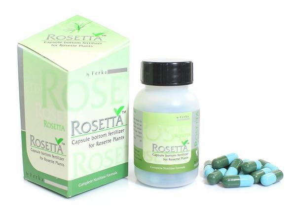 Ferka Rosetta 50 Kapsułek Rośliny Rozetowe, Trawniki