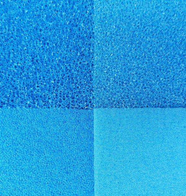 Wkład Filtracyjny Gąbka 20X20X1 45PPI Niebieska