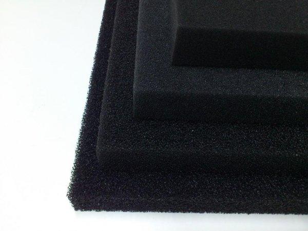 Wkład Filtracyjny Gąbka 50X50X5 30PPI Niebieska