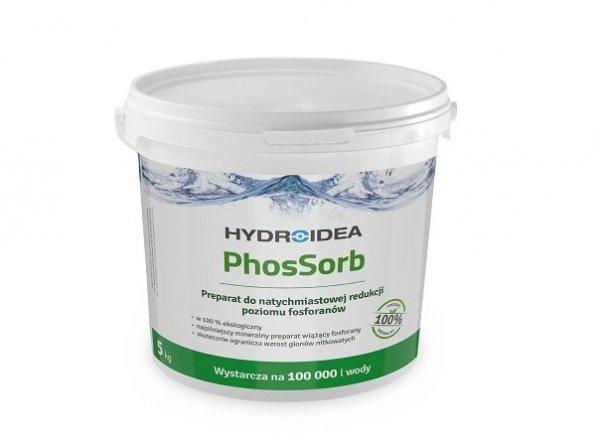 Phossorb Na Obniżenie Fosforanów Czyste Oczko 25Kg