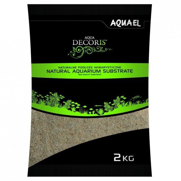Aquael Piasek Kwarcowy 0,4-1,2 mm 10 kg