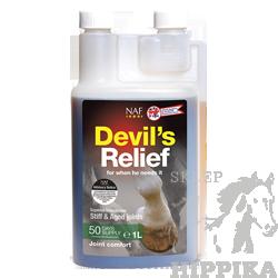 NAF Devil's Relief nalewka z Czarciego Pazura 1L