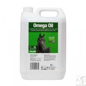 NAF Omega Oil - zbilansowana mieszanka olejów dla koni 2,5 l