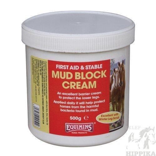 Equimins MUD BLOCK CREAM krem zapobiegający grudzie