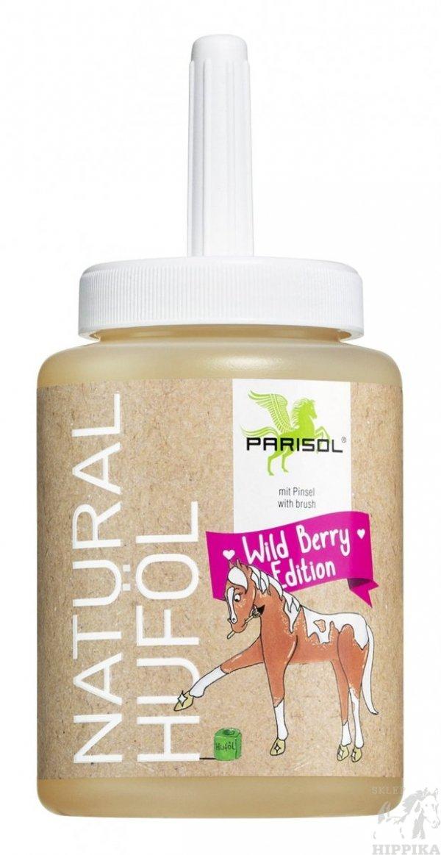 Olej do kopyt Natural Huföl Wild Berry Edition 500ml Parisol