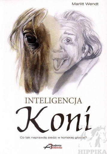"Książka ""Inteligencja koni"" Marlitt Wendt"