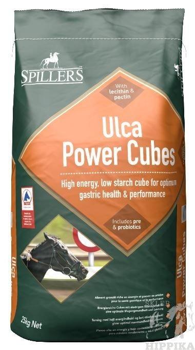 SPILLERS HDF Ulca Power Cubes - pasza pełnoporcjowa dla koni z chorobą wrzodową