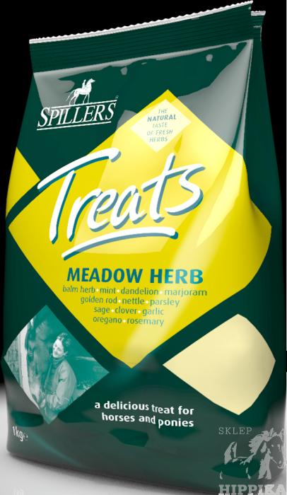 Spillers Meadow Herb Treats 1kg