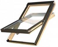 KOMPLET: Okno dachowe OPTILIGHT 78x118 B + KOŁNIERZ
