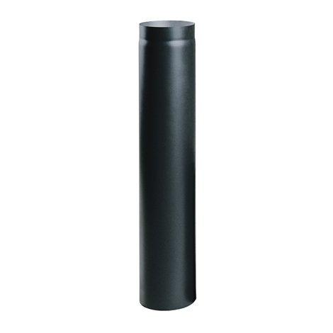 Rura spalinowa BERTRAMS stalowa  2mm/180mm 100cm