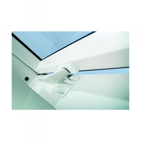 KOMPLET: Okno dachowe OPTILIGHT 78x140 TLP łazienkowe + KOŁNIERZ