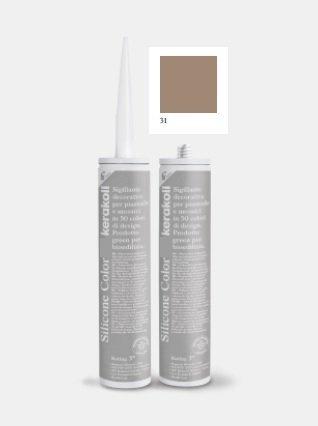 KERAKOLL Fugabella Color Silikon 310ml Kolor 31
