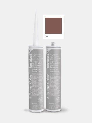 KERAKOLL Fugabella Color Silikon 310ml Kolor 35