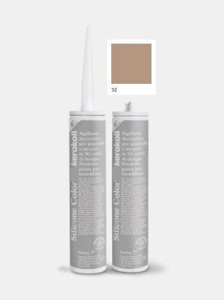 KERAKOLL Fugabella Color Silikon 310ml Kolor 32