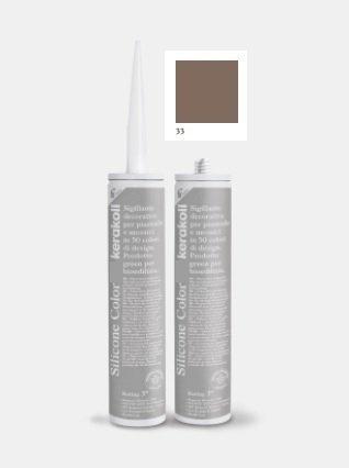 KERAKOLL Fugabella Color Silikon 310ml Kolor 33