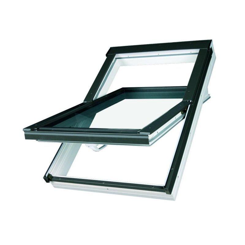 Komplet Okno Dachowe Optilight 78x118 Tlp łazienkowe Kołnierz Okna Dachowe łazienkowe Okna Wyłazy I Akcesoria