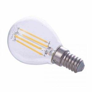 Żarówka Filamentowa LED 4W G45 E14 4000K