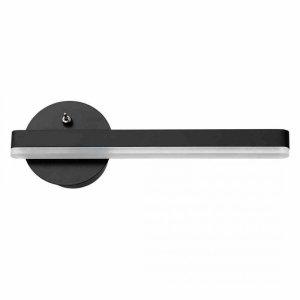 kinkiet SYDNEY 6W LED BLACK prawy