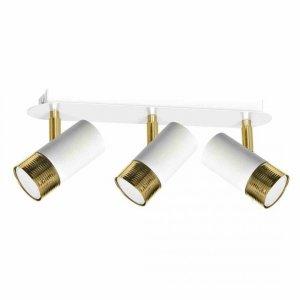 Lampa sufitowa DANI WHITE/GOLD 3xGU10