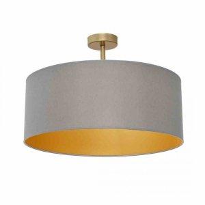 Lampa sufitowa BEN GREY/GOLD 3xE27
