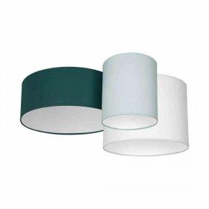 Lampa sufitowa STAN GREEN 3xE27
