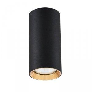 Manacor oczko czarne  ze złotym ringiem 17 cm
