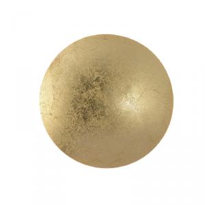 Platillo plafon średni złoty