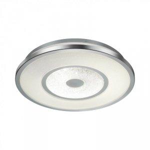 DY163-D400 HARM LAMPA SUFITOWA BIAŁA-CHROM/WHITE-CHROME