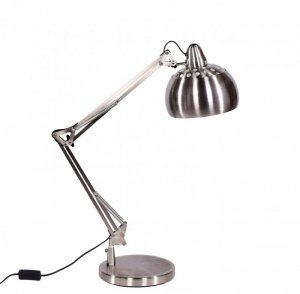 LAMPA BIURKOWA SREBRNA RIGORRIA