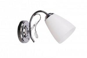 URSELLA LAMPA KINKIET 1X40W E14 BIAŁY