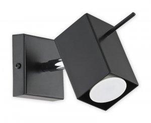 Faro kinkiet / spot 1 pł. / czarny matowy