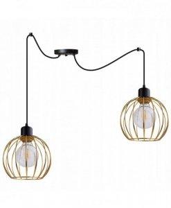Lampa wisząca regulowana - SPIDER MONA 2180/2