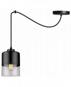 Lampa wisząca ze szklanymi kloszami - SPIDER ROMA 2240/1
