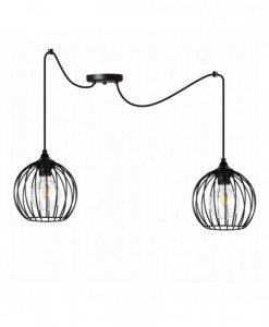 Lampa wisząca regulowana - SPIDER TORONTO 2245/2